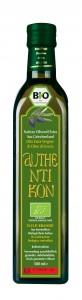 500 ml Flasche AUTHENTIKON - erhältlich bei MPreis