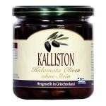 KALLISTON Kalamata Oliven ohne Kern