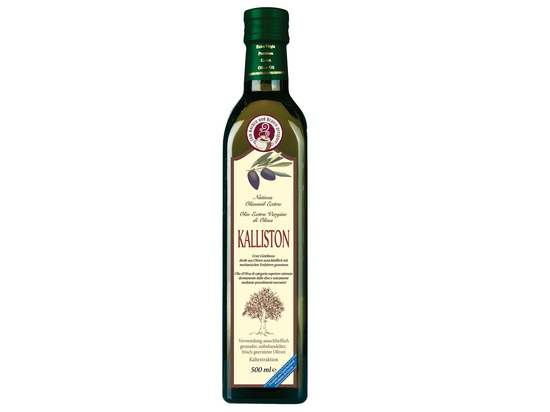 KALLISTON Olivenöl in Aktion / Artikel über OLIVE & CO im Brixentalboten