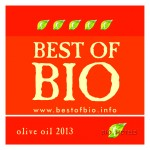Best of Bio Olive Oil Award 2013 für AUTHENTIKON