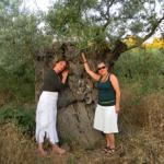 Gewinner 2015 Fr. Maria Ellensohn mit Begleitung
