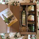 Neu!!! Geschenkboxen BEST OF OLIVE & CO in 3 verschiedenen Größen
